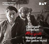 Cover-Bild zu Simenon, Georges: Maigret und der gelbe Hund