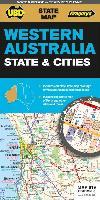 Cover-Bild zu Western Australia State & Cities 1 : 2 900 000