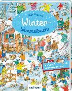 Cover-Bild zu Mein kleines Winter-Wimmelbuch