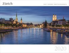 Cover-Bild zu Cal. Zürich Ft. 40x31 2020