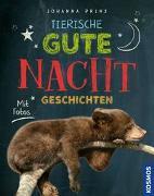 Cover-Bild zu Tierische Gute Nacht Geschichten