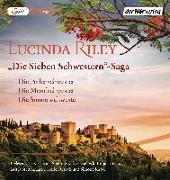 Cover-Bild zu Die Sieben Schwestern-Saga (4-6) von Riley, Lucinda