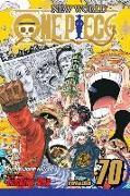 Cover-Bild zu Oda, Eiichiro: One Piece, Vol. 70