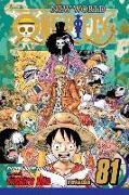 Cover-Bild zu Oda, Eiichiro: One Piece, Vol. 81