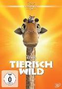 Cover-Bild zu Tierisch Wild - Disney Classics 46