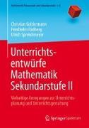 Cover-Bild zu Unterrichtsentwürfe Mathematik Sekundarstufe II