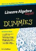 Cover-Bild zu Lineare Algebra kompakt für Dummies