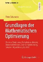 Cover-Bild zu Grundlagen der Mathematischen Optimierung