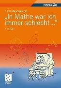 """Cover-Bild zu """"In Mathe war ich immer schlecht..."""""""