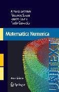 Cover-Bild zu Matematica Numerica von Gervasio, Paola
