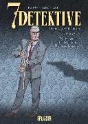 Cover-Bild zu Hanna, Herik: 7 Detektive: Richard Monroe - Who killed the fantastic Mister Leeds?