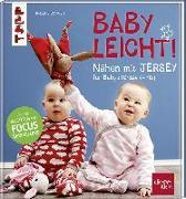 Cover-Bild zu Nähen mit JERSEY - babyleicht! von Dohmen, Pauline
