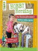 Cover-Bild zu Hobby Horsing. Die Steckenpferdewelt von Abruzzese, Nadine