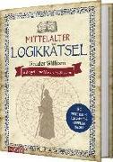 Cover-Bild zu Mittelalter Logikrätsel - Bruder William und die geheime Pforte des Wissens von Kiefer, Philip