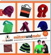 Cover-Bild zu myboshi - mützenundmehr von Jaenisch, Thomas