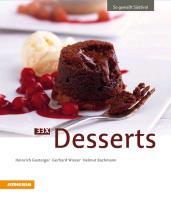 Cover-Bild zu 33 x Desserts von Gasteiger, Heinrich