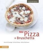 Cover-Bild zu 33 x Pizza + Bruschetta von Gasteiger, Heinrich