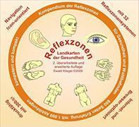 Cover-Bild zu Reflexzonen - Landkarten der Gesundheit von Kliegel, Ewald