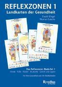 Cover-Bild zu Reflexzonen 1- Landkarten der Gesundheit von Kliegel, Ewald