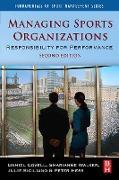 Cover-Bild zu Managing Sports Organizations (eBook) von Covell, Daniel