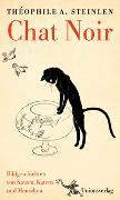 Cover-Bild zu Chat Noir von Théophile A. Steinlen (Illustr.)