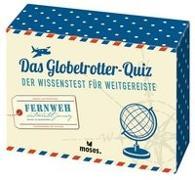 Cover-Bild zu Das Globetrotter-Quiz von Krafft, Johan Christoph
