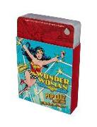 Cover-Bild zu Reed, Darcy: DC Comics: Wonder Woman Pop Quiz Trivia Deck