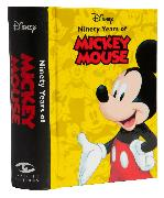 Cover-Bild zu Darcy Reed: Disney: Ninety Years of Mickey Mouse