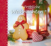 Cover-Bild zu BRUNNEN VERLAG Geschenkbuch Fröhliche Weihnachten