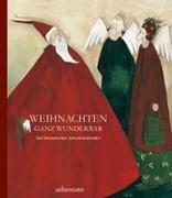 Cover-Bild zu Weihnachten ganz wunderbar von Bomann, Corina