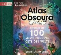 Cover-Bild zu Atlas Obscura Kids Edition von Thuras, Dylan