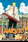 Cover-Bild zu Kishimoto, Masashi: Naruto, Vol. 72