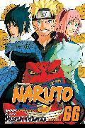 Cover-Bild zu Kishimoto, Masashi: Naruto, Vol. 66