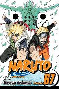Cover-Bild zu Kishimoto, Masashi: Naruto, Vol. 67