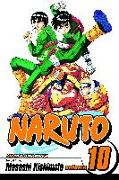 Cover-Bild zu Kishimoto, Masashi: Naruto, Vol. 10