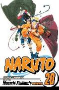 Cover-Bild zu Kishimoto, Masashi: Naruto, Vol. 20