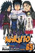 Cover-Bild zu Kishimoto, Masashi: Naruto, Vol. 65