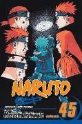 Cover-Bild zu Kishimoto, Masashi: Naruto, Vol. 45