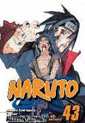 Cover-Bild zu Kishimoto, Masashi: Naruto, Vol. 43