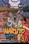 Cover-Bild zu Kishimoto, Masashi: Naruto, Vol. 57