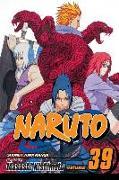 Cover-Bild zu Kishimoto, Masashi: Naruto, Vol. 39