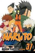 Cover-Bild zu Kishimoto, Masashi: Naruto, Vol. 37