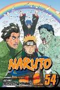 Cover-Bild zu Kishimoto, Masashi: Naruto, Vol. 54