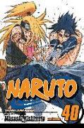 Cover-Bild zu Kishimoto, Masashi: Naruto, Vol. 40