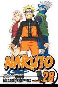 Cover-Bild zu Kishimoto, Masashi: Naruto, Vol. 28