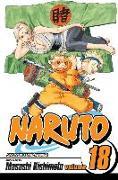 Cover-Bild zu Kishimoto, Masashi: Naruto, Vol. 18