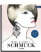 Cover-Bild zu Wir lieben Schmuck von Wiesinger, Mira