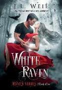 Cover-Bild zu Weil, J. L.: White Raven