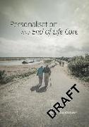Cover-Bild zu Personalisation and End of Life Care (eBook) von Sanderson, Helen