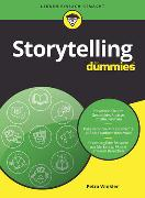 Cover-Bild zu Storytelling für Dummies von Winkler, Petra